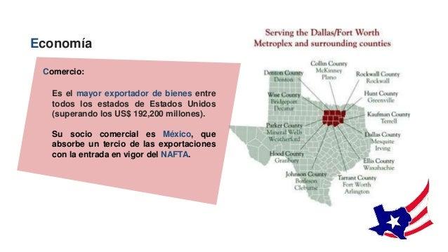 Estado De Texas Eeuu Negocios Internacionales