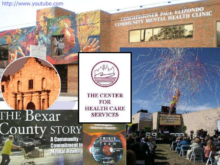 http://www.youtube.com  The Bexar County Story Bexar County Safety Net Collaborative