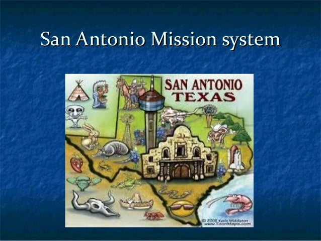 San Antonio Mission System