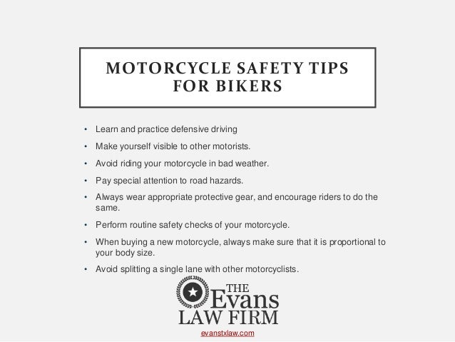 Ppt passive protection: a failed motorcycle safety paradigm.