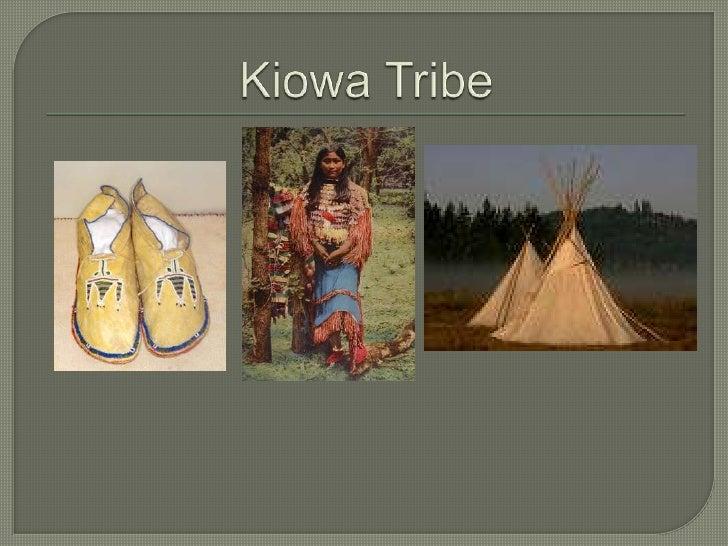 Texas native americans Kiowa Food