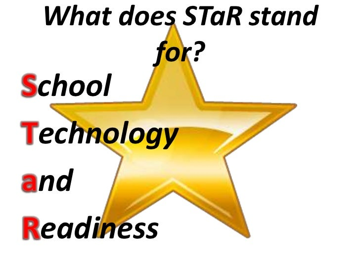 what does star stand for