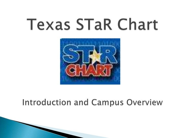 Texas STaR ChartIntroduction and Campus Overview<br />