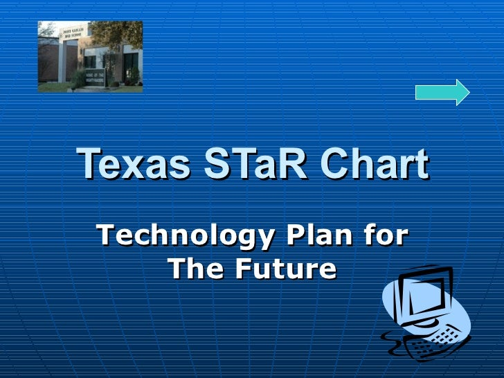 Texas STaR Chart Technology Plan for The Future