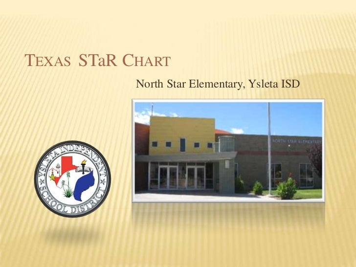 TEXAS  STaR CHART<br />North Star Elementary, Ysleta ISD<br />