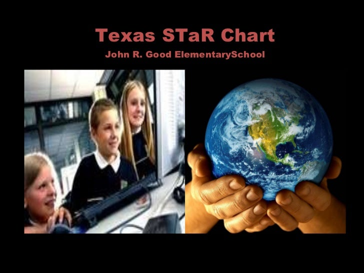 Texas STaR Chart John R. Good ElementarySchool