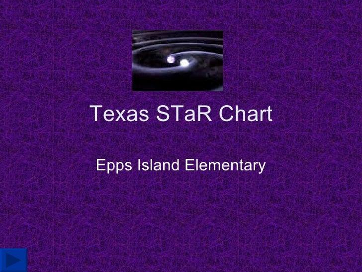 Texas STaR Chart Epps Island Elementary