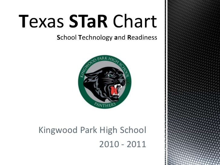 Kingwood Park High School              2010 - 2011