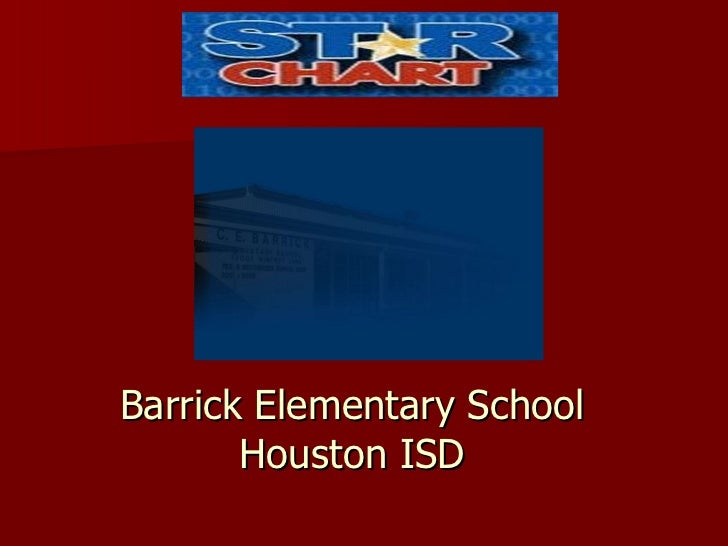 Barrick Elementary School Houston ISD
