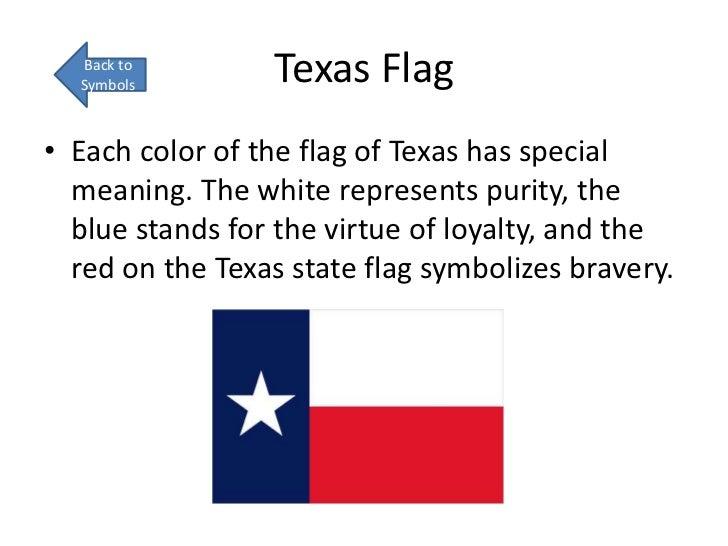 Texas Symbols 1