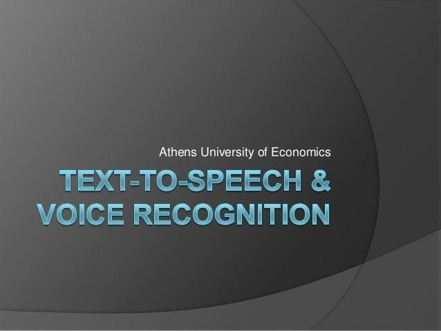 Athens University of Economics
