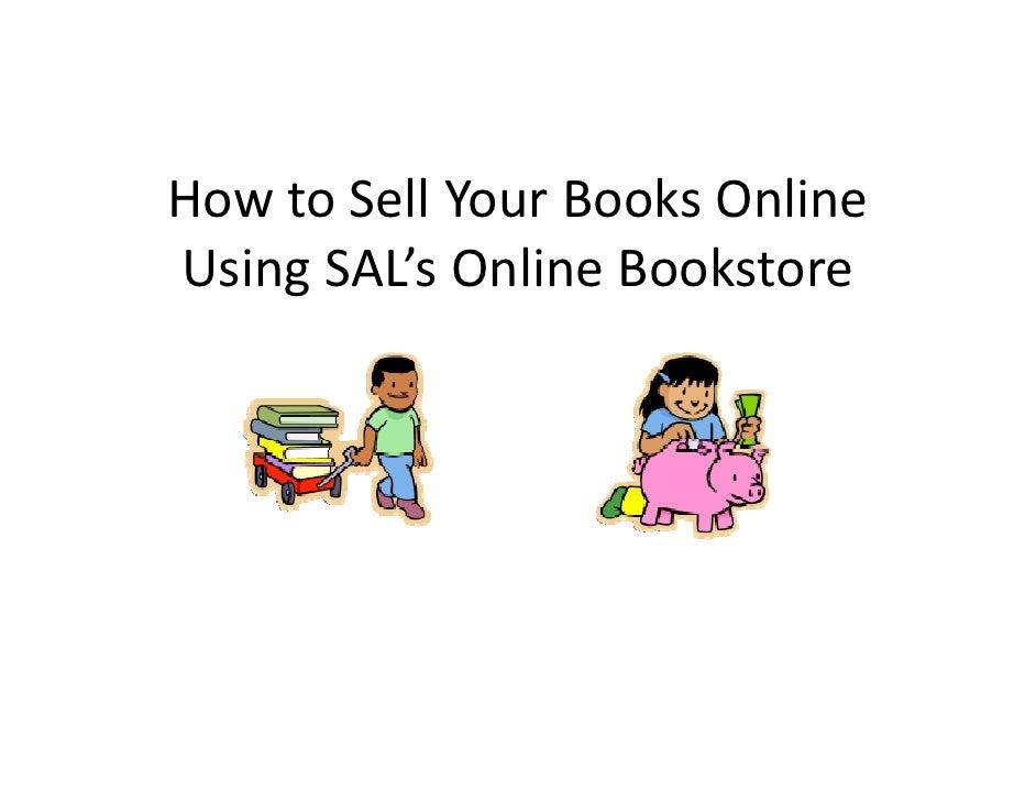 HowtoSellYourBooksOnlineUsingSAL's OnlineBookstore         '     l       k