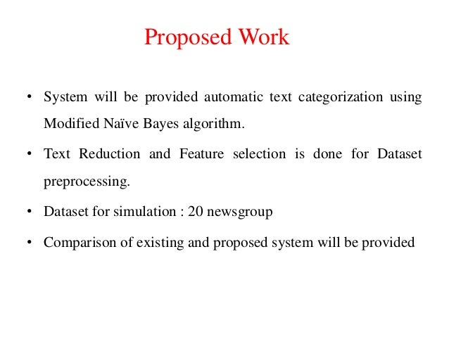 thesis automatic text categorization Automatic text classification is a semi-supervised machine learning task that automatically assigns a given document to a set of pre-defined categories based on its textual content and.