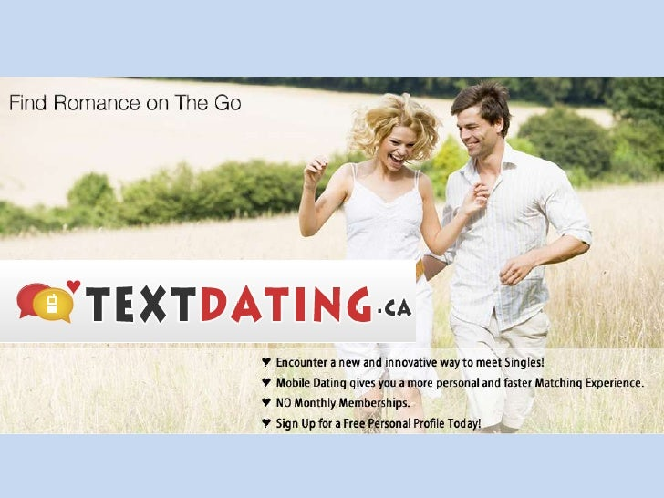 tekst dating edmonton