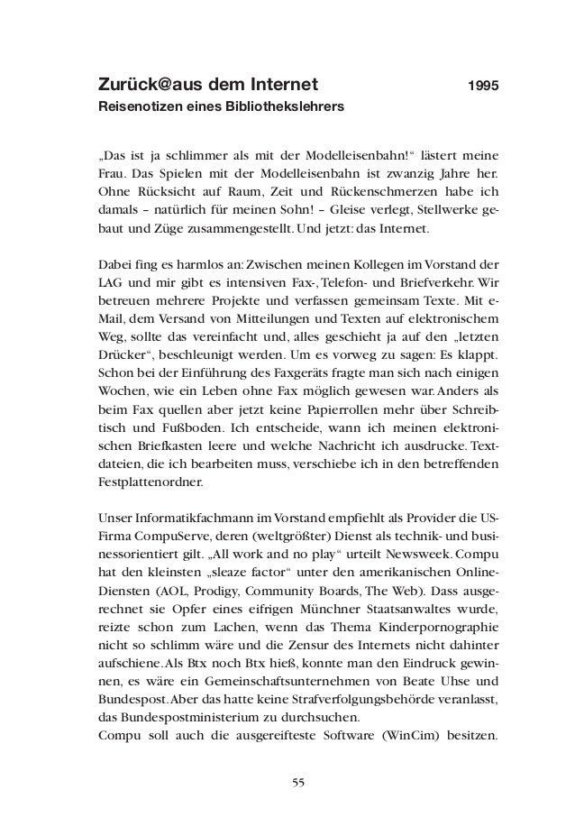 Texte Zu Schulbibliotheken 1994
