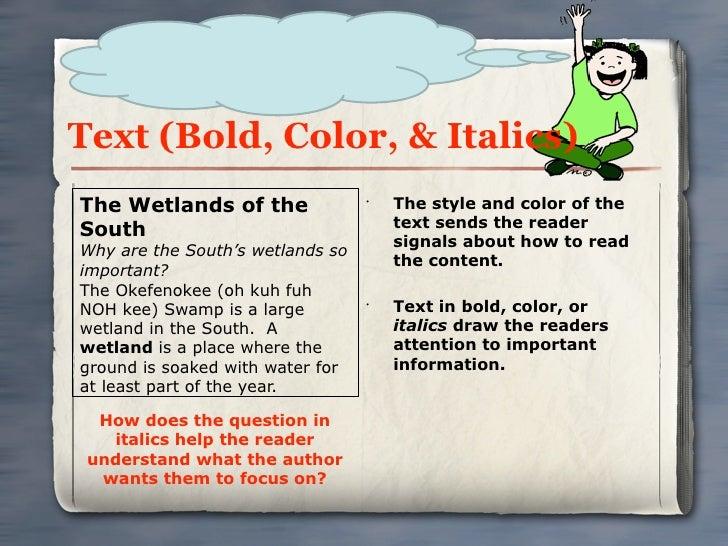 Text (Bold ...