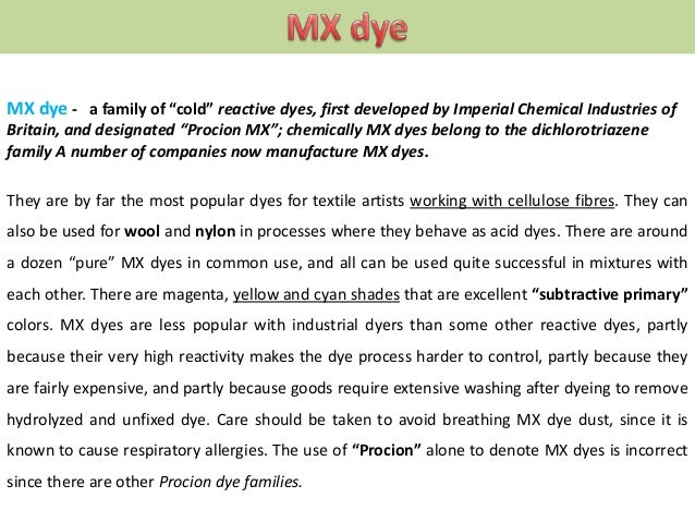 Textile chemical Dictionary  Slide 3