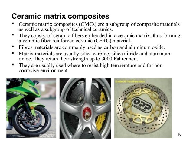 Ceramic Matrix Composite : Textile composite