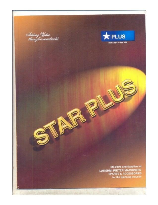 Star Plus Engineering Enterprises, Coimbatore,Textile Machinery Spares