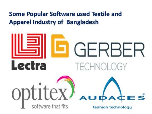 Application of Computer(Software) in Textile Manufacturing