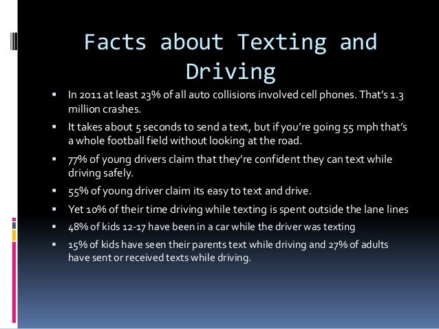 TEXTING AND DRIVING FACTS EPUB DOWNLOAD