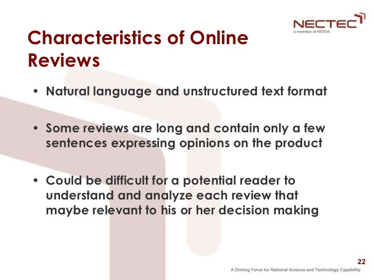 Commercial Natural Reader Reviews