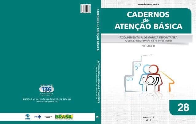 ISBN 978-85-334-1973-5                                                                                      MINISTÉRIO DA ...