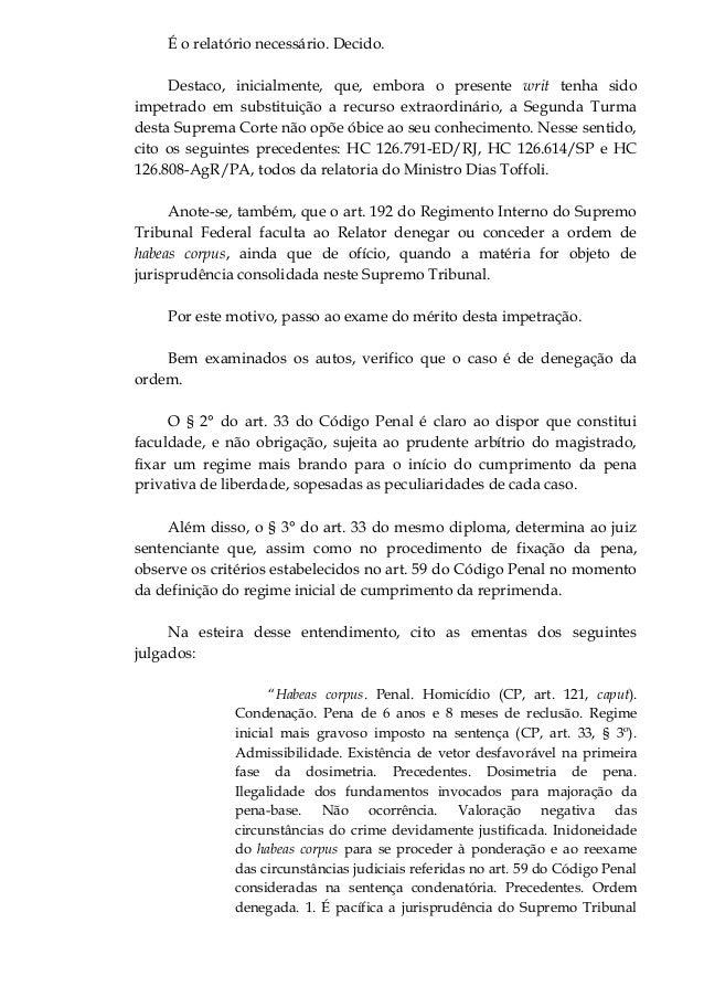lewandowski nega que estéfano menudo vá para o semiaberto808 Artigo 59 Do Codigo Penal #3