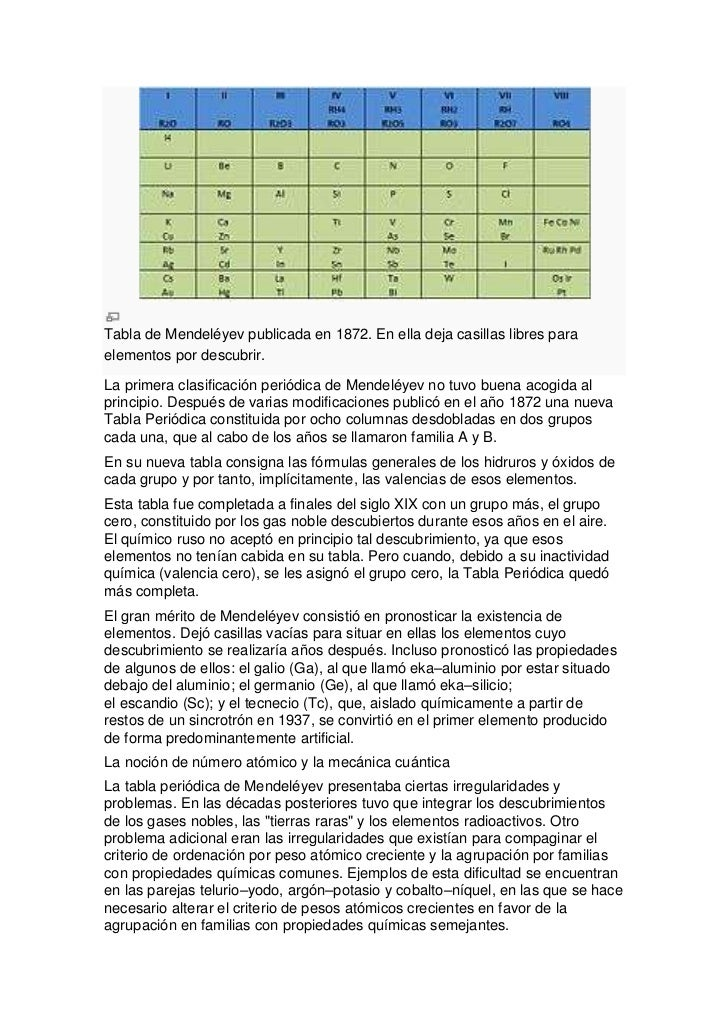 T exto de la tabla periodica tabla urtaz Images