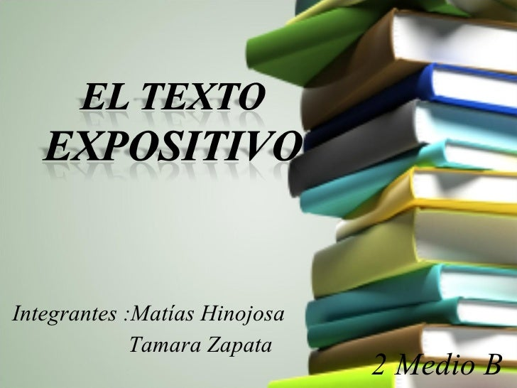 Integrantes :Matías Hinojosa Tamara Zapata 2 Medio B