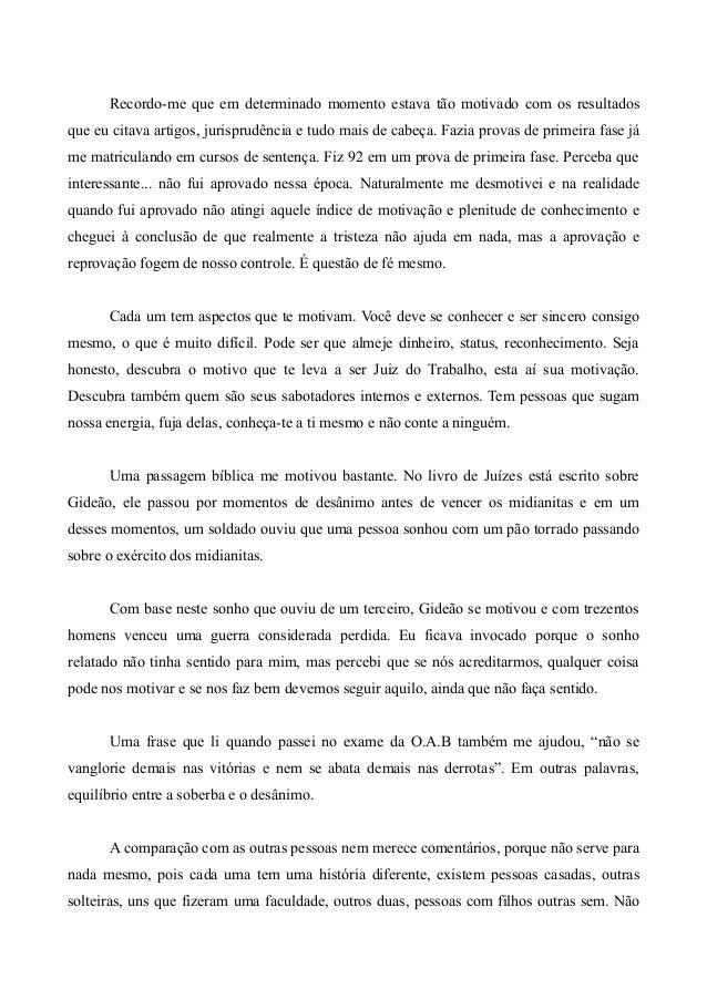 Texto Motivacional Glauco Bresciani