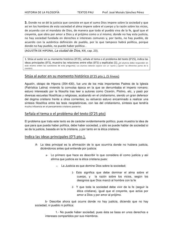 HISTORIA DE LA FILOSOFÍA                               TEXTOS PAU                Prof. José Moisés Sánchez Pérez   3. Dond...