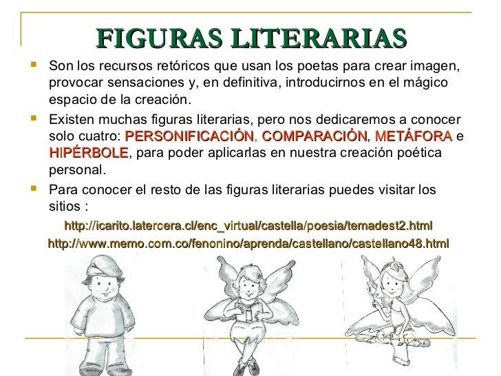 Textos Poeticos Estructura Figuras Literarias