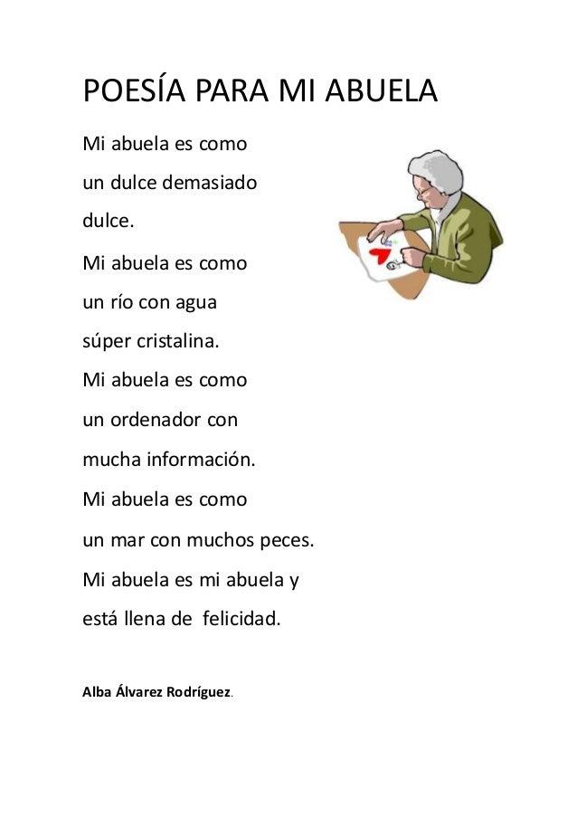 Textos Abuelas Día De La Mujer Trabajadora 6º 2014