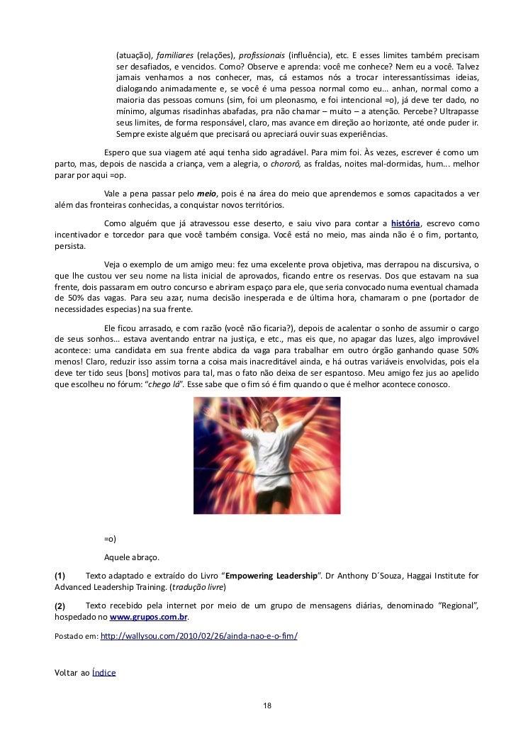 Textos Motivacionais E Dicas De Estudos