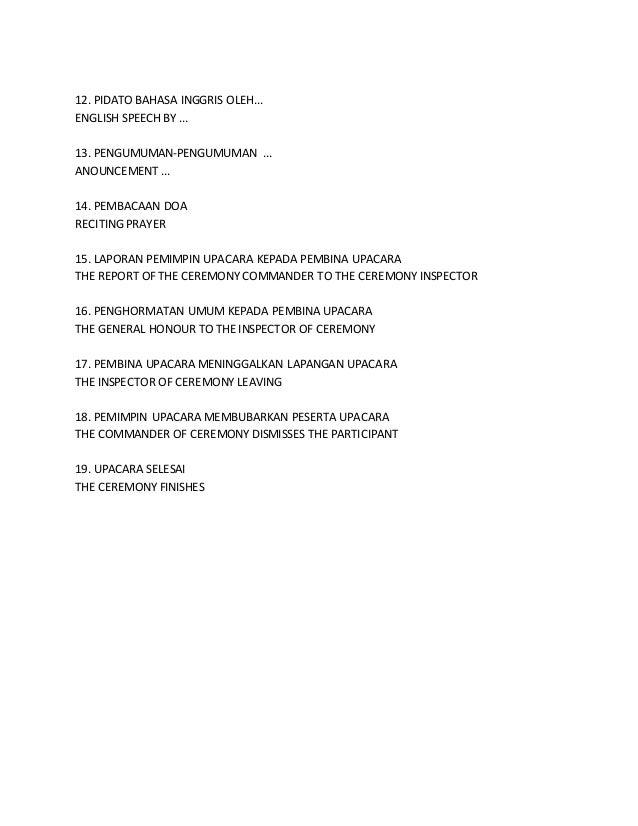 Pembawa Acara 17 Agustus Bahasa Jawa - Kabar DD