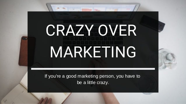 Share your thoughts on crazyovermarketting - Write for us