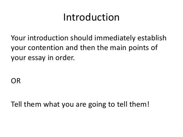 How To Write A Text Response