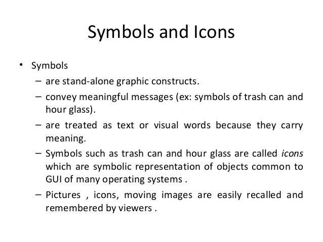 Text Elements Of Multimedia