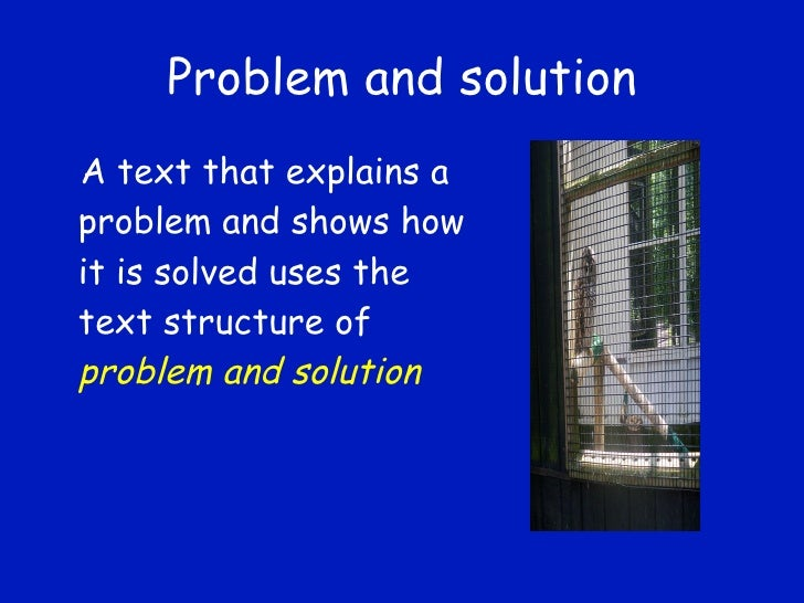 Problem Solution Examples Idealstalist