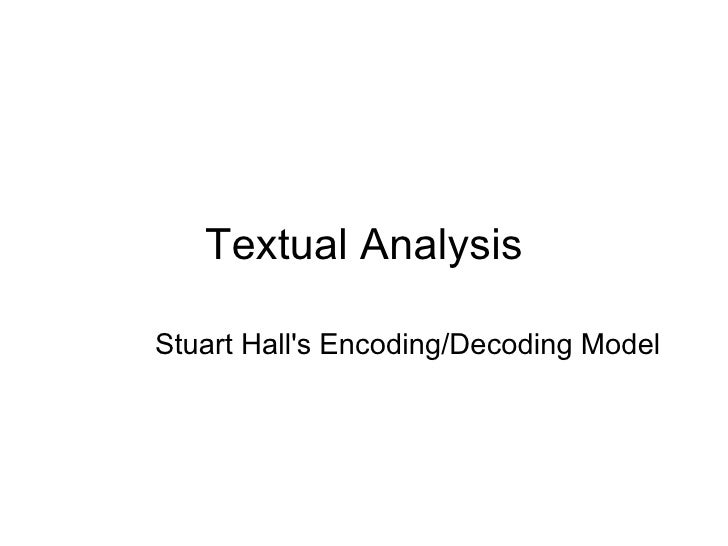 stuart lounge coding decoding composition outline