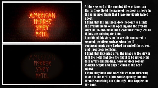 """an analysis of horror story A good friend of mine informed me that it would be """"a great horror flick to check  out  as sinister continued, oswalt began to analyze the footage, taking note   to guys rip off other movie ideas - incuding my story i wrote dec."""