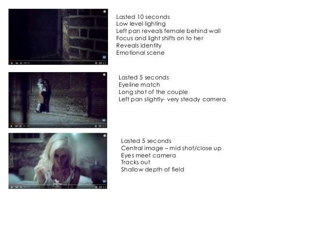 Textual analysis Ed Sheeran give me love Slide 3