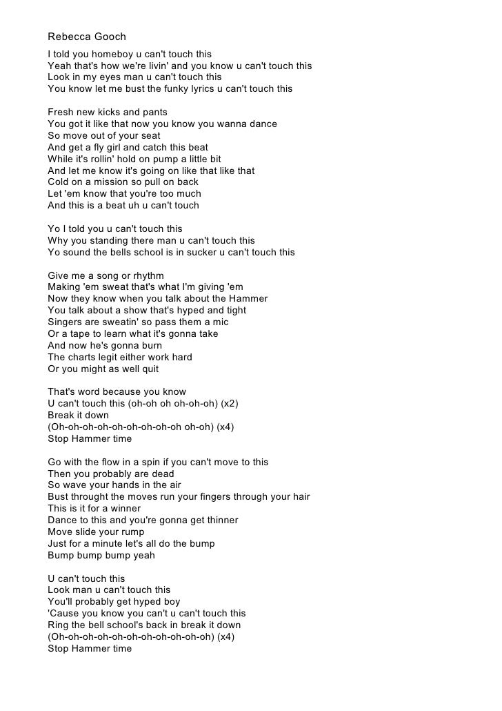 Lyric lyrics for small bump : Textual analysis of a music video 2