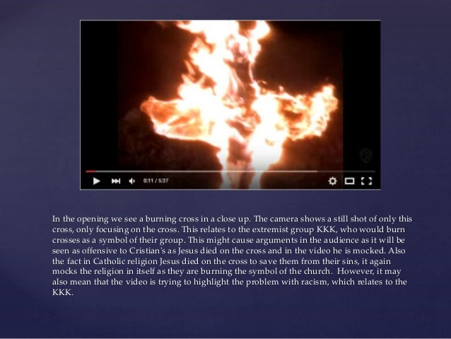 an analysis of madonnas video like a prayer Like a prayer music video analysis probably the most startling image in the music video was that of several burning crosses on a lawn or a hill these crosses were in the background, while madonna was facing the camera and singing.