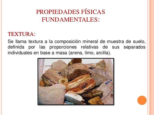 Textura y estructura del suelo for Significado de suelo