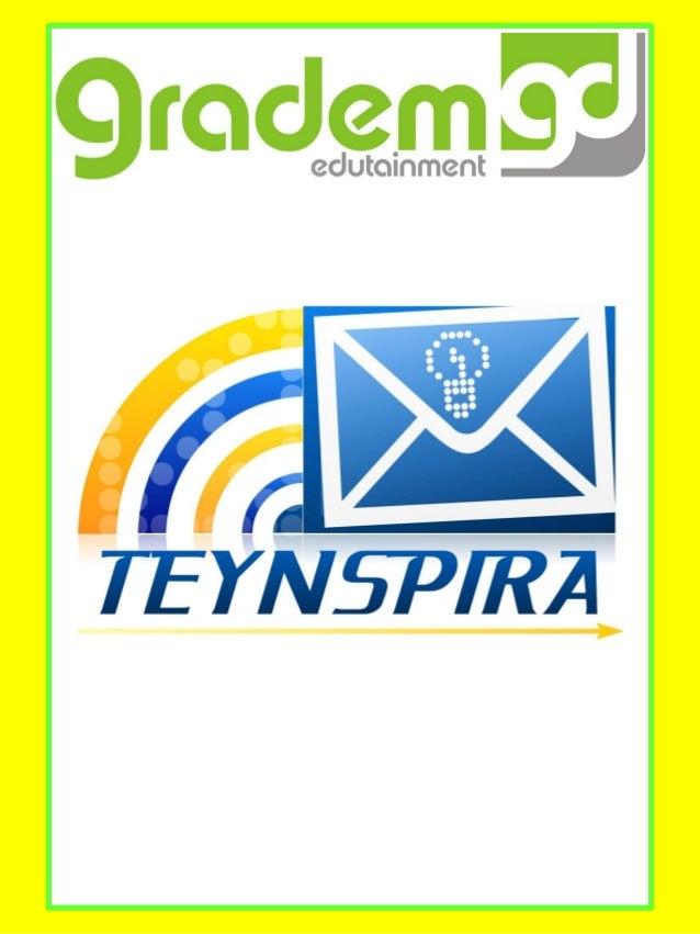 CONTENIDOEditorial 2Perfil emprendedor 5Zona Ynspira 6Noticias 7Oportunidades 8Generación QQTA E' 9Insights 12Semillero 13...