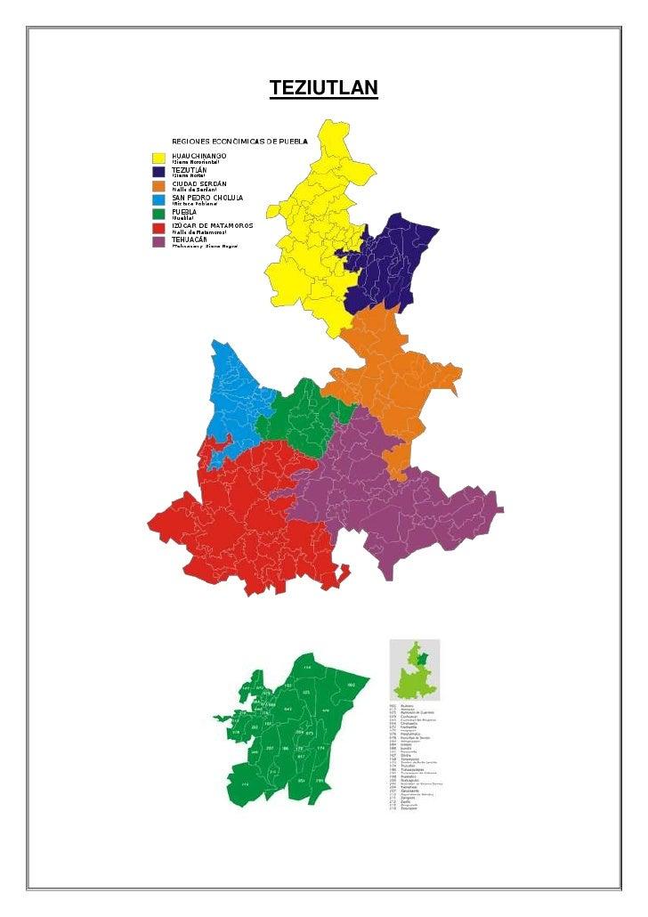 TEZIUTLAN<br />Esta región estuvo habitada por comunidades aldeanas de grupos Totonacas, Otomíes y Mazatecos. La triple al...