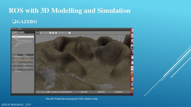 ROS Based Programming and Visualization of Quadrotor Helicopters