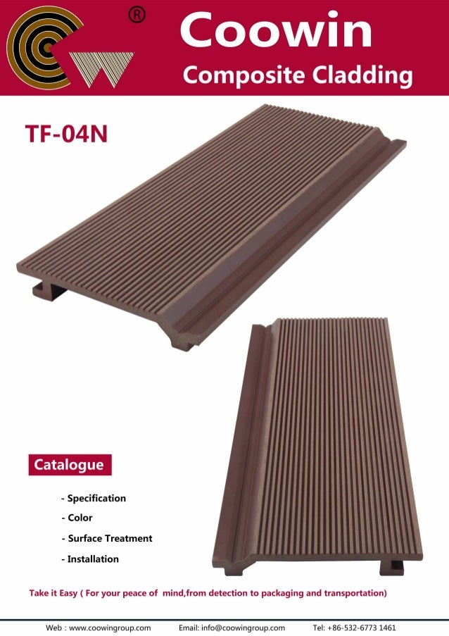 TF-04N(140x21mm) wpc wall cladding(surface:groove)